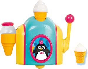 TOMY Bath Foam Cone Factory Toy