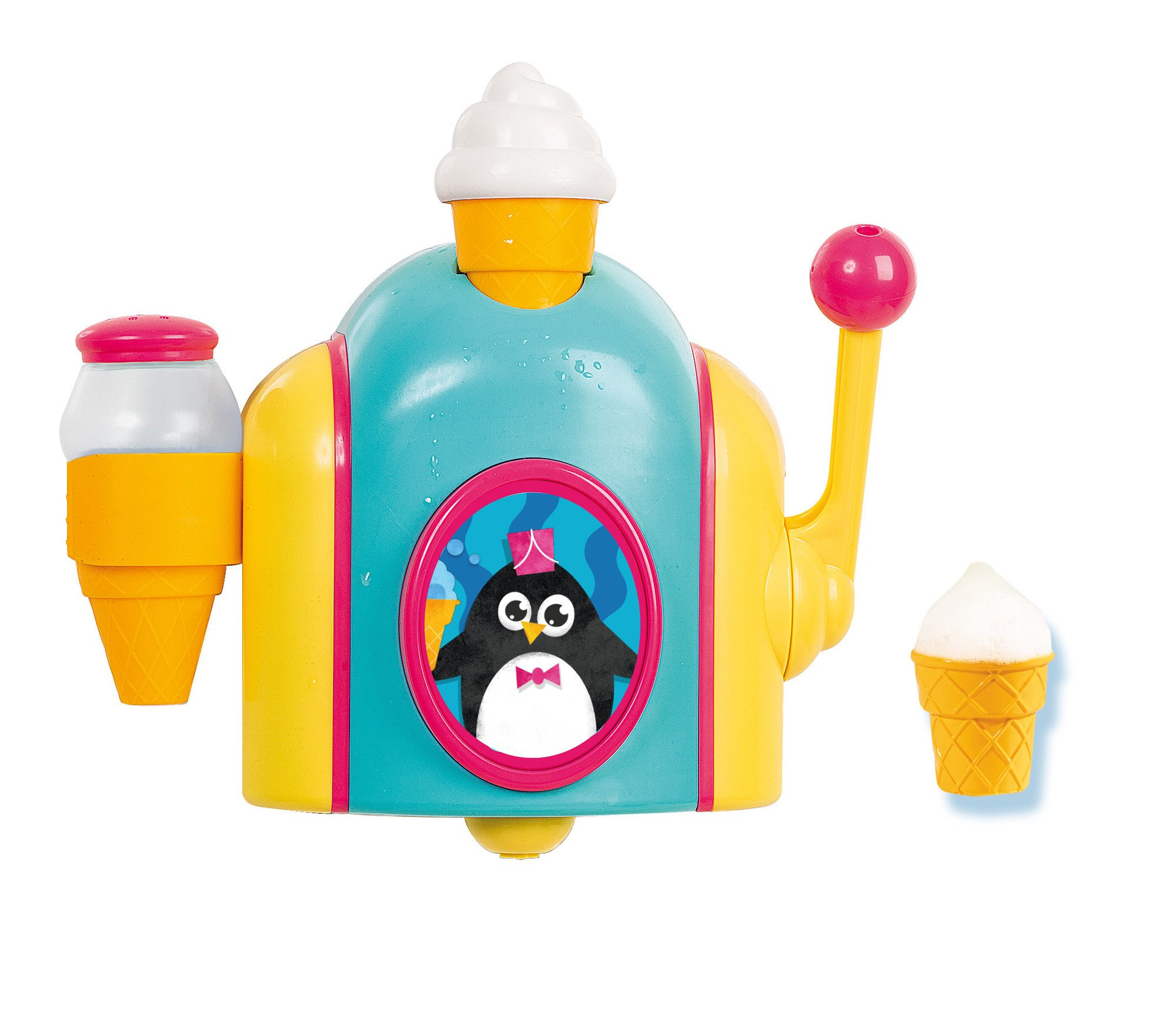 TOMY Toomies Foam Cone Factory Toy