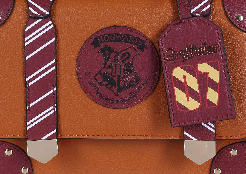 Sac /à main Harry Potter Gryffondor brun