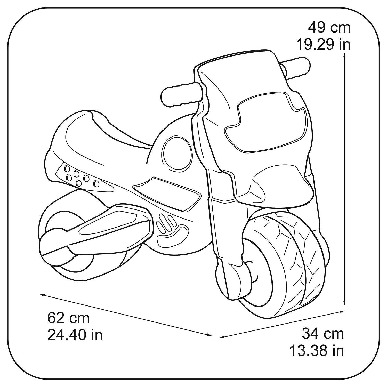 FEBER Motofeber Correpasillos, PJ Masks (Famosa 800011610): Amazon.es: Juguetes y juegos