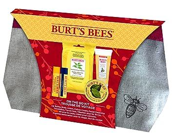cc14c630f Burts Bees travel essentials kit
