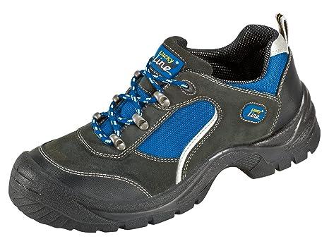 """S1 """"Göhren"""" - Zapato de Seguridad con Aspecto de Deportiva de Piel de"""