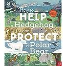 National Trust: How to Help a Hedgehog and Protect a Polar Bear