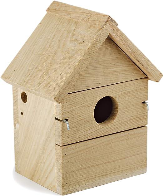 NEST TO NEST Casita De Pajaros Multi I Caja Nido para Pájaros I Nidos para Pajaros: Amazon.es: Jardín