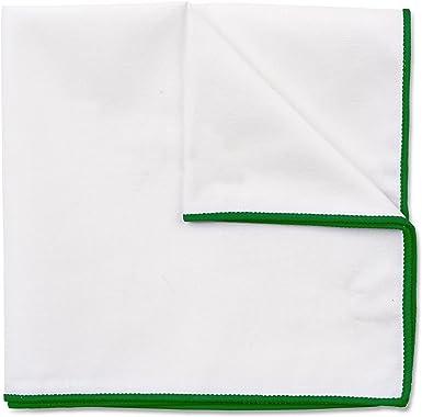 Puentes Denver - Cuadrado de bolsillo (100% algodón, 25, 4 x 25, 4 ...