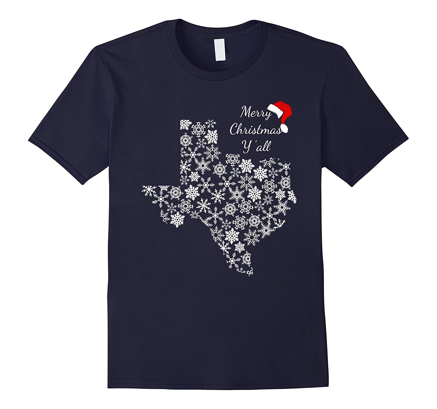 Texas Christmas Shirts T Shirt Design For Xmas Party Gift Anz
