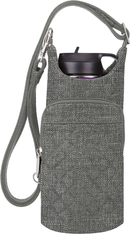 Travelon: Boho Water Bottle Tote Pouch