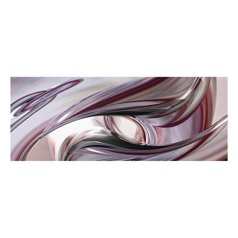 Bilderwelten Glasbild - Top 10 Glasbilder - Panorama Quer, Größe HxB  30cm x 80cm, Motiv  Illusionary