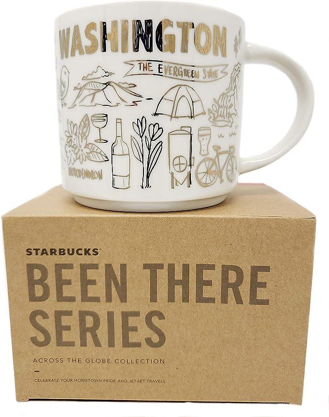 Starbucks Coffee 14oz Been There Series Christmas Mug 2018 HAWAII Holiday Cup