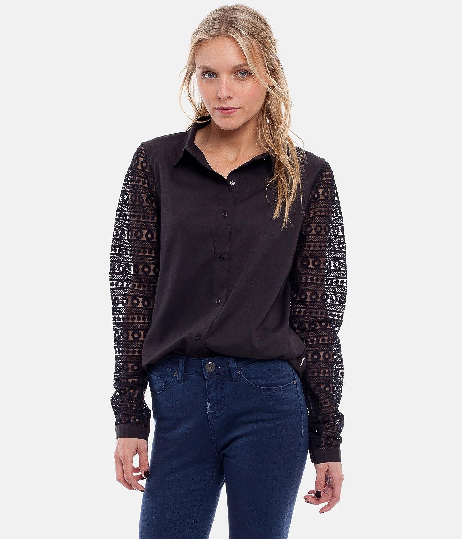 Rhythm Nico Shirt – schwarz
