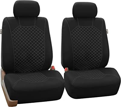 Left Honda Genuine 81531-SCA-L61ZA Seat Cushion Trim Cover Front