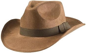 a6a2392bafe5e WIDMANN S.R.L. Aventurero de Vaquero del Oeste Salvajes Sombreros Gorras Y  Sombreros para Disfraces Accesorios  Amazon.es  Juguetes y juegos