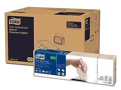 Tork Xpressnap 13840 Servilleta reciclada/Recambios para el sistema N4 servilletero / 8 paquetes/