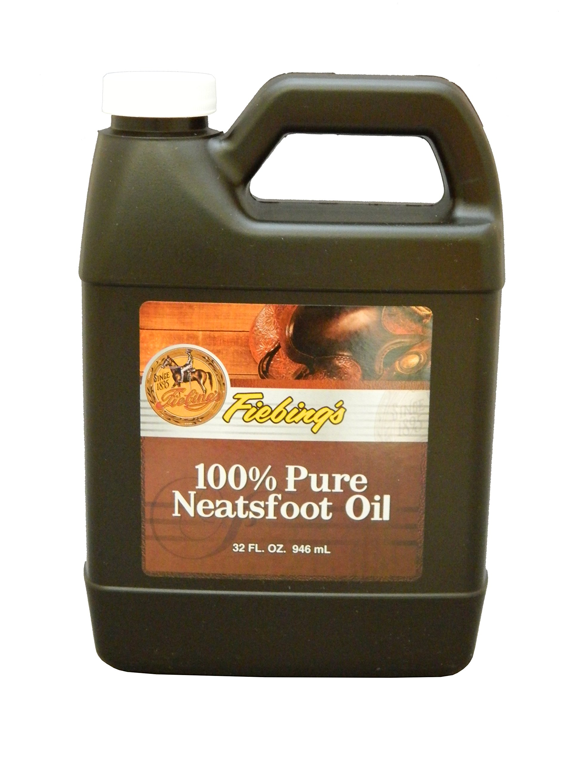 Fiebing's Neatsfoot Oil Leather Conditioner Size: 32 oz. by Fiebing's