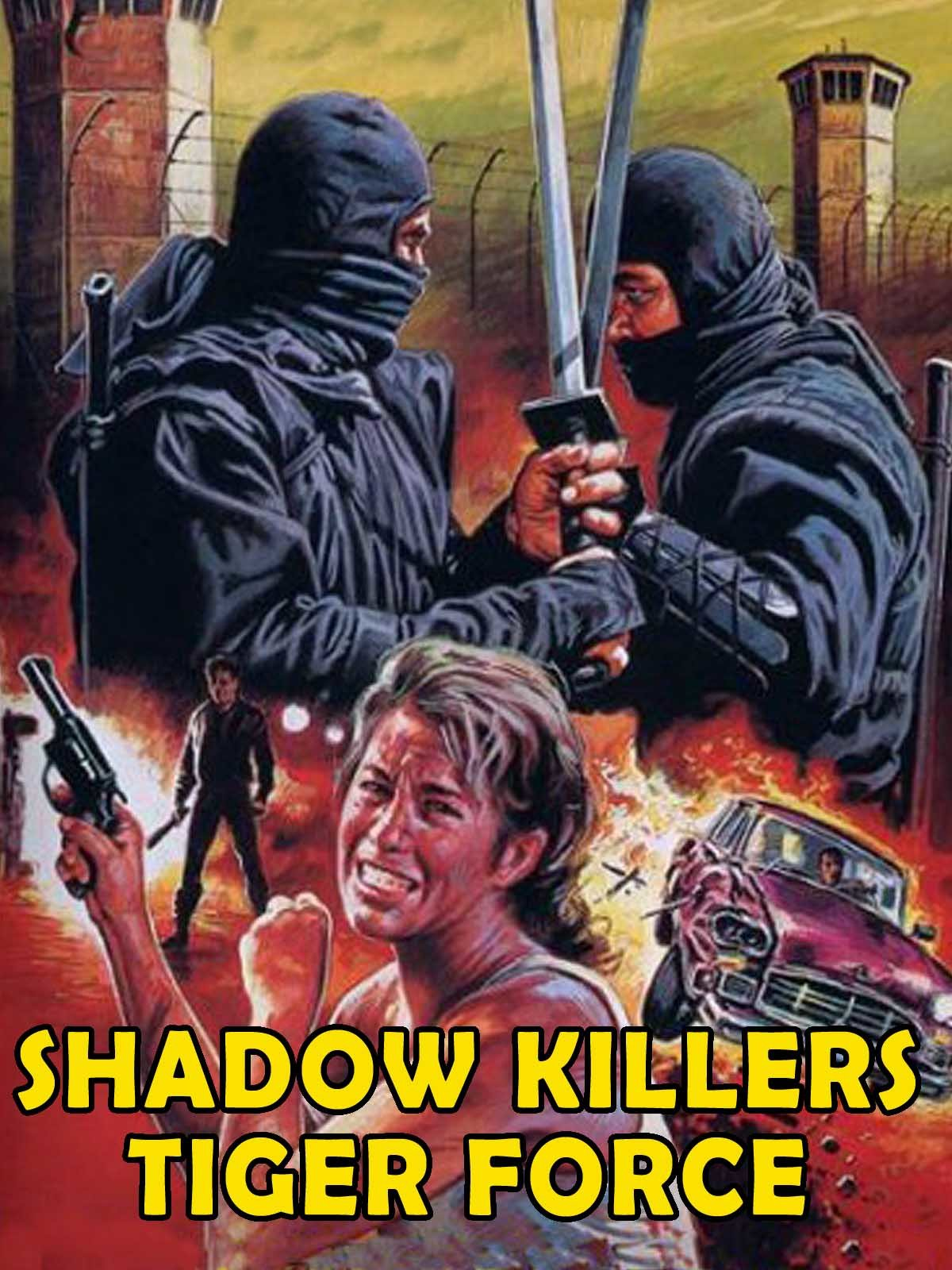 Amazon.com: Watch Shadow Killers Tiger Force | Prime Video