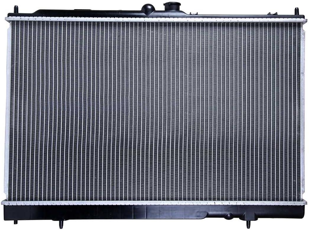 Auto Shack RK1030 Aluminum Radiator