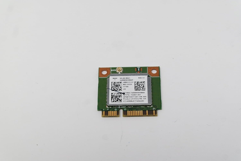 Scheda di Rete Wireless Combo Bluetooth per HP 17-J020US REALTEK RT3290 690020-001