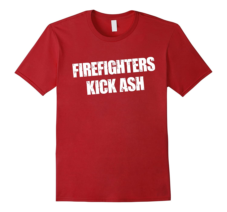 FIREFIGHTER SHIRT Fireman Funny Fire Job TShirt-TJ