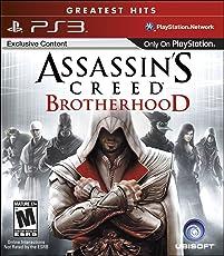 Assassin's Creed Brotherhood - PlayStation 3 - Standard Edition