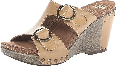 53dd08bc2ef Dansko Women s Fern Wedge Sandal