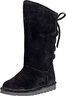 74734a7d293c Bearpaw Womens Phylly Closed Toe Mid-Calf Cold Weather Boots