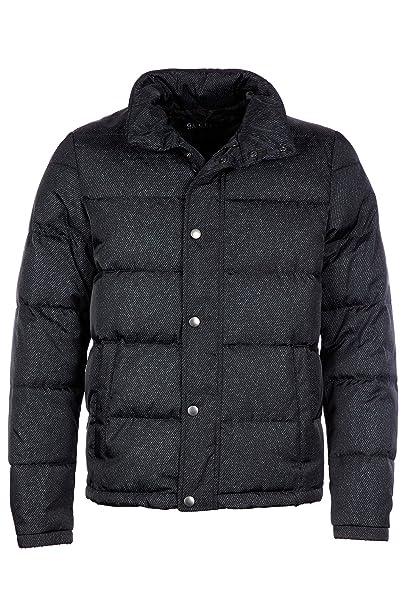 3f96046f938 Gucci Blouson Doudoune Homme Multipocket Noir  Amazon.fr  Vêtements et  accessoires