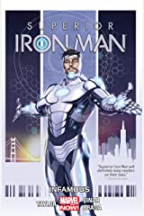 Superior Iron Man Vol. 1: Infamous Kindle Edition