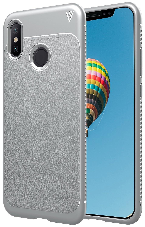 iBetter Cover Xiaomi Mi 8, Xiaomi Mi 8 Custodia, Xiaomi Mi 8 protettiva Custodia, Protezione durevole, Compatibilita esatta per la Xiaomi Mi 8 Smartphone.(Nero)