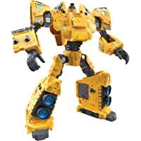 "TRANSFORMERS - Generations - War for Cybertron: Kingdom Titan - 19"" WFC-K30 Autobot Ark - Ark Ship - Golden Disk…"