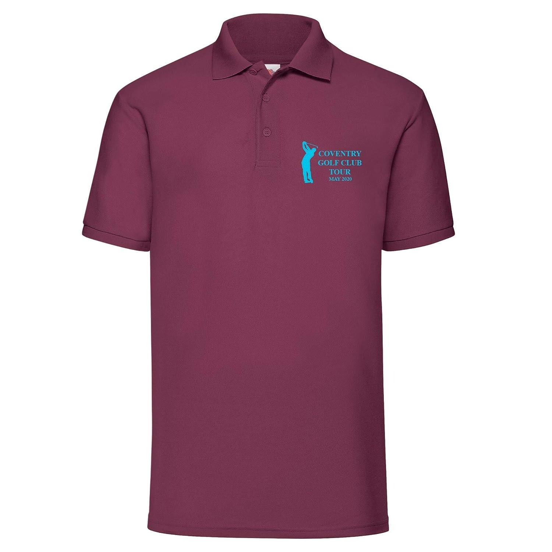 FunkyShirt - Polo de Golf Personalizado con Camiseta de Golf para ...