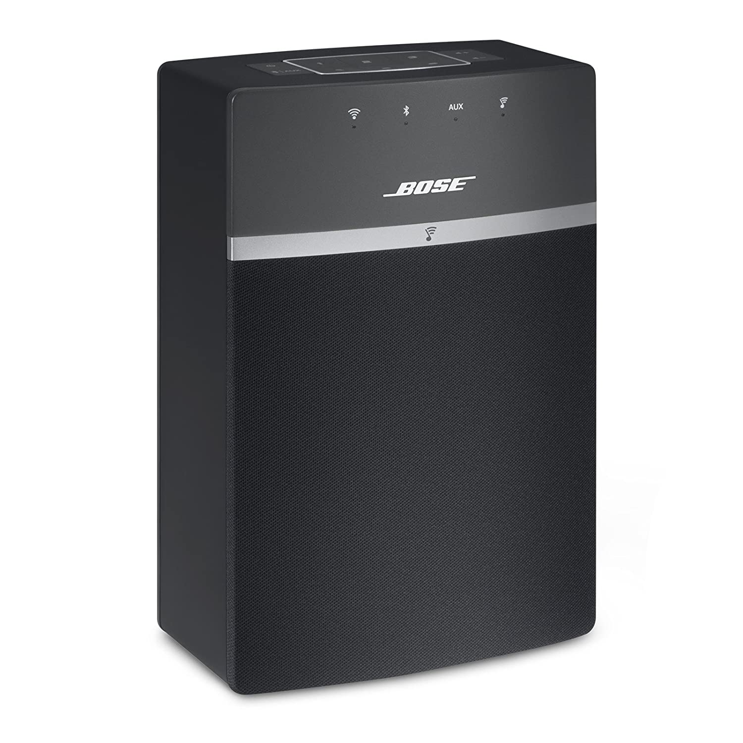 bose soundtouch 10 wireless music system black 17817692342 ebay. Black Bedroom Furniture Sets. Home Design Ideas