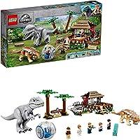 LEGO Jurassic World Indominus rex vs. Ankylosaurus 75941 Awesome Dinosaur Building Toy for Kids, Featuring Jurassic…