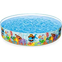 Play day Alberca Rigida Deep Dive Fill'N Fin Pool