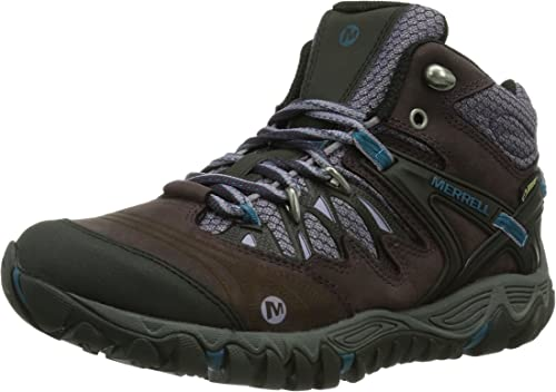 Merrell Allout Blaze Mid Gore-Tex®, Women's Trekking and Hiking Boots
