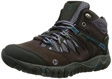 Merrell All Out Blaze Mid Gore-Tex 66ee0af4520