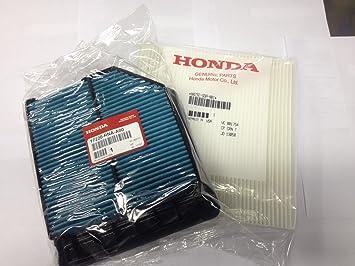 Genuine OEM Honda Civic Air And Cabin Filter Set