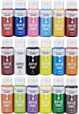 Artlicious - Acrylic Paint Set, Student Grade, 18 Piece (2-Ounce) Bottles, Great for Canvas Panels, Boards & Stretched Canvas …