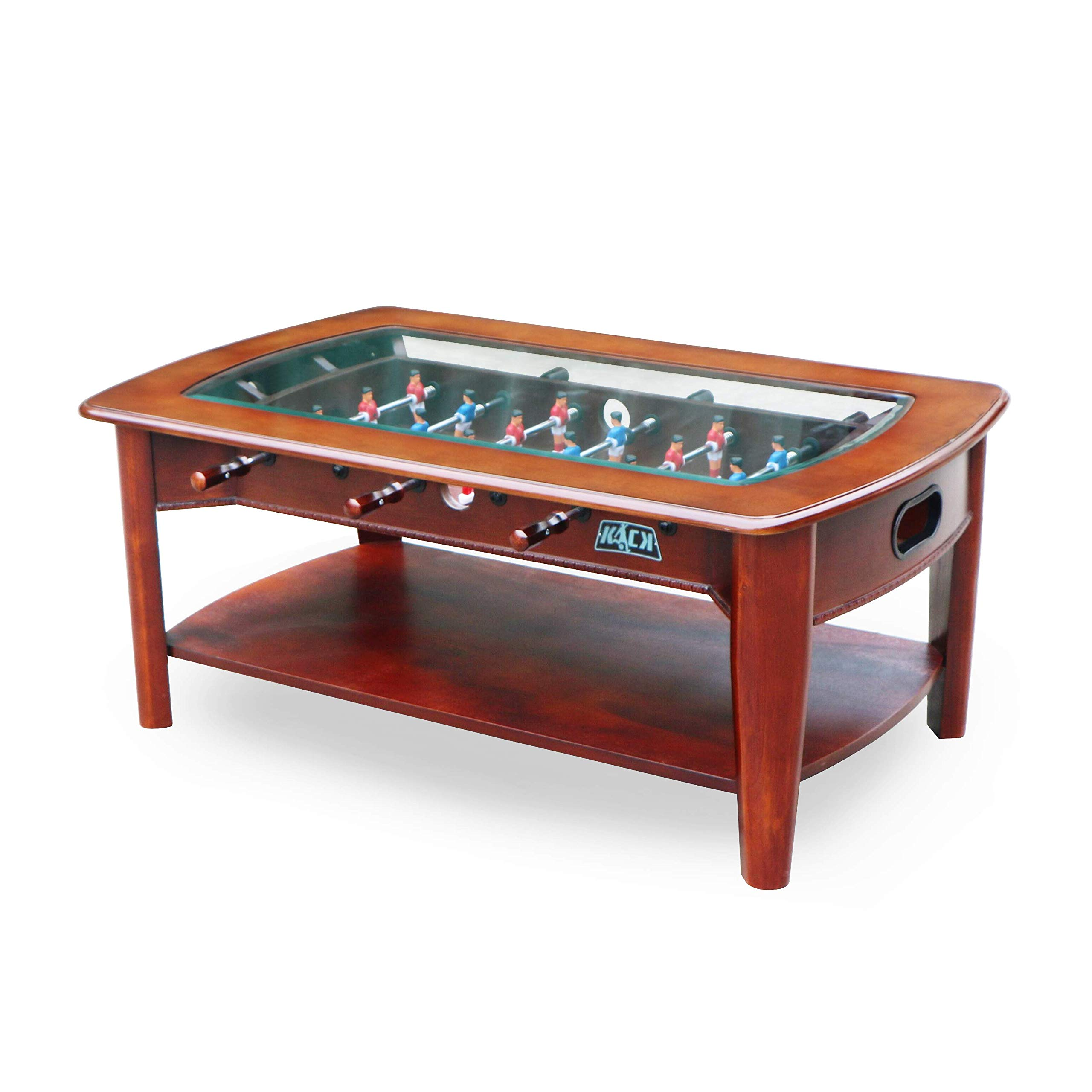 KICK Java 48″ in Foosball Coffee Table by KICK