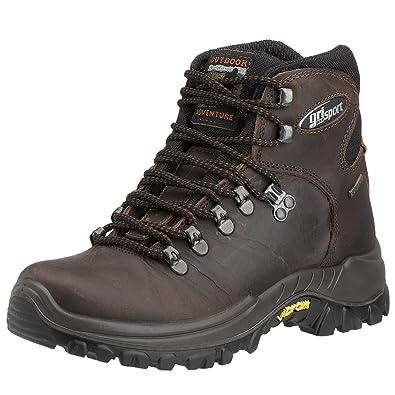 Grisport Women's Everest Hiking Boot Brown CMG473 5 UK IHZlTW