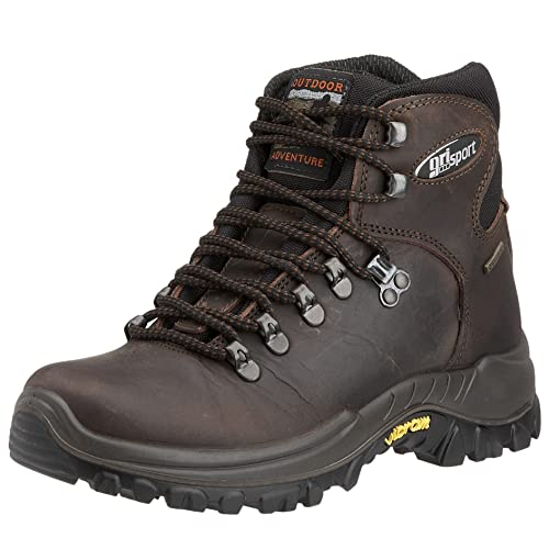 371ff7ee0a7 Grisport Everest Italian Hiking Boot, Waterproof and Breathable with ...