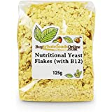 Nutritional Yeast Flakes (with B12) 125g