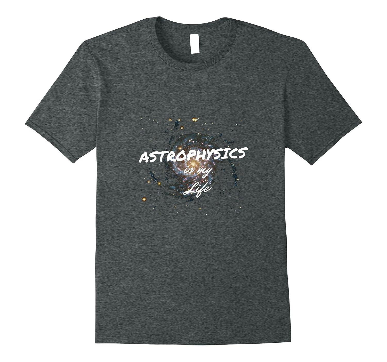 Astrophysics Art Accessories Evolution of Universe tshirt-Vaci