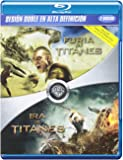 Pack: Titanes Y Furia De Titanes [Blu-ray]