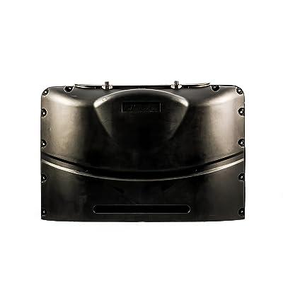Camco 40568 Lp Tank Cover Black Fits 2 20# Tanks: Automotive