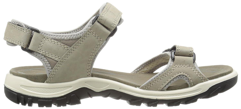 ECCO Women's Offroad Lite Sandal US|Moon B00J9Q50A6 36 EU/5-5.5 M US|Moon Sandal Rock e9e32e