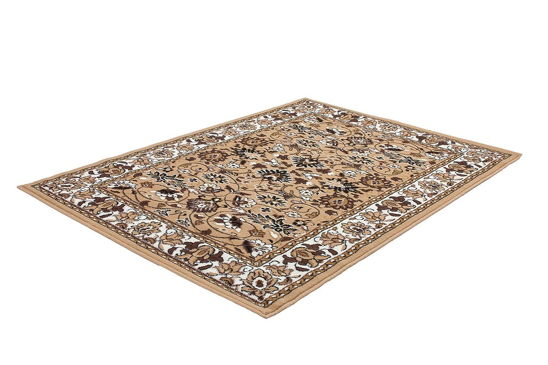 Lalee 347182367 Klassischer Teppich Orientalisch Beige Top Preis