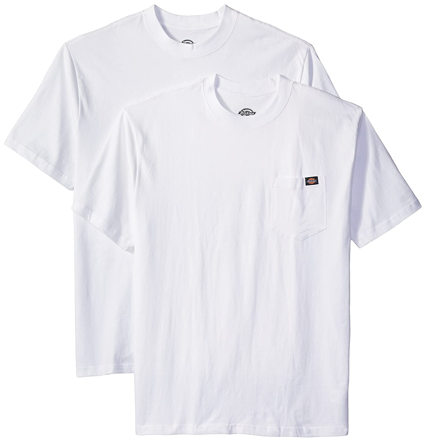 Dickies Men's 2-Pack Short-Sleeve Pocket T-Shirts Dickies Men's Sportswear 1144624