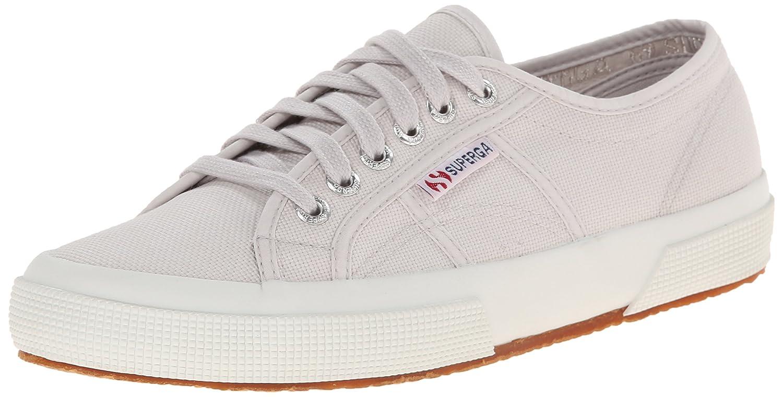 Superga Women's 2750 Cotu Sneaker B00O8G5IU4 37.5 M EU / 7 B(M) US|Grey Seashell