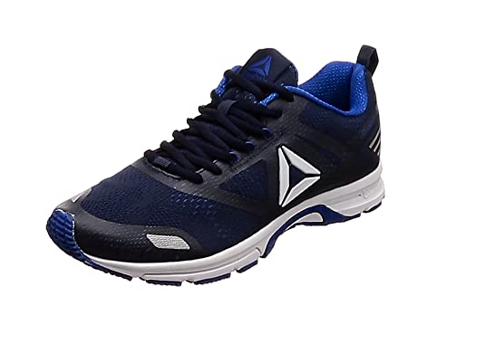 Reebok Ahary Runner, Zapatillas de Trail Running para Hombre, (White/Vital Blue