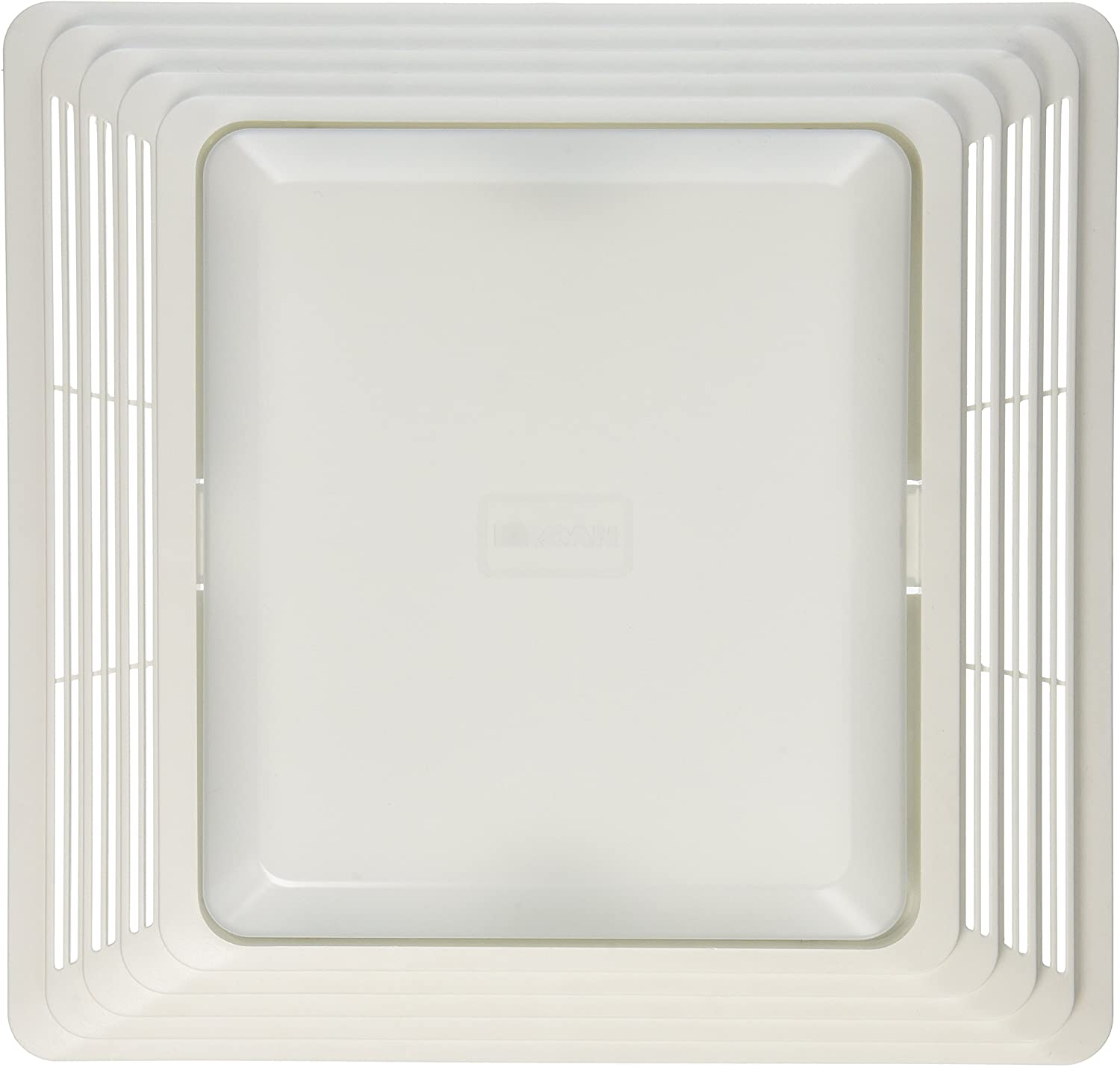 Broan Nutone Plastic Exhaust Fan Grille with Lens